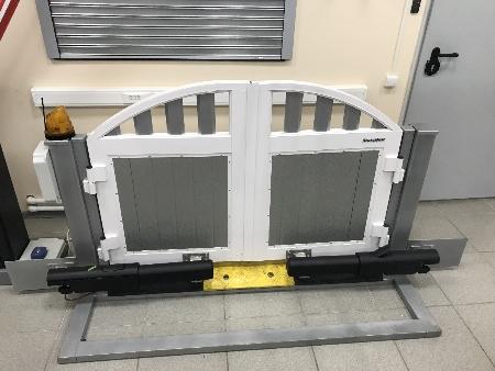 Автоматика для ворот в Красноярске